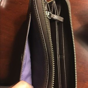 Coach Accessories - Coach Leather Wallet
